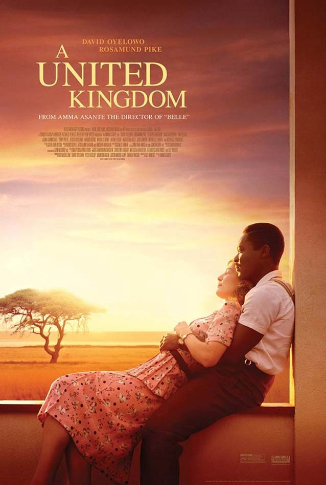Teaser poster for A United Kingdom