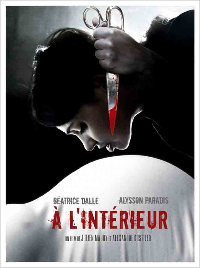 Domestic poster for À L'intérieur