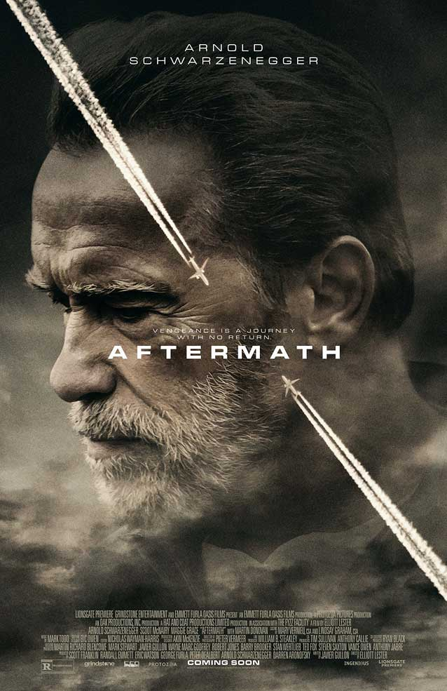 LA's theatrical one-sheet for Aftermath
