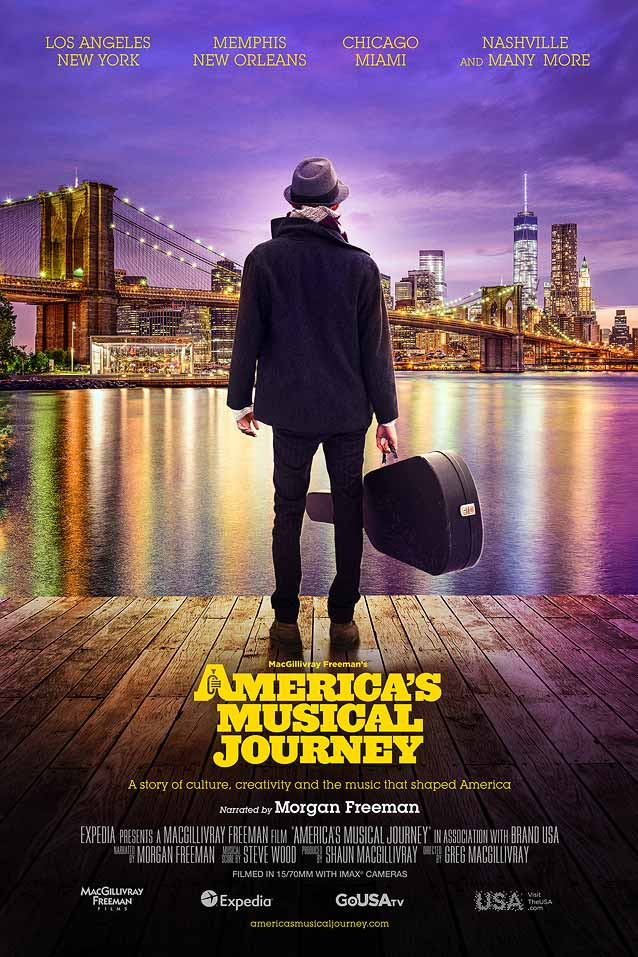Poster for America's Musical Journey