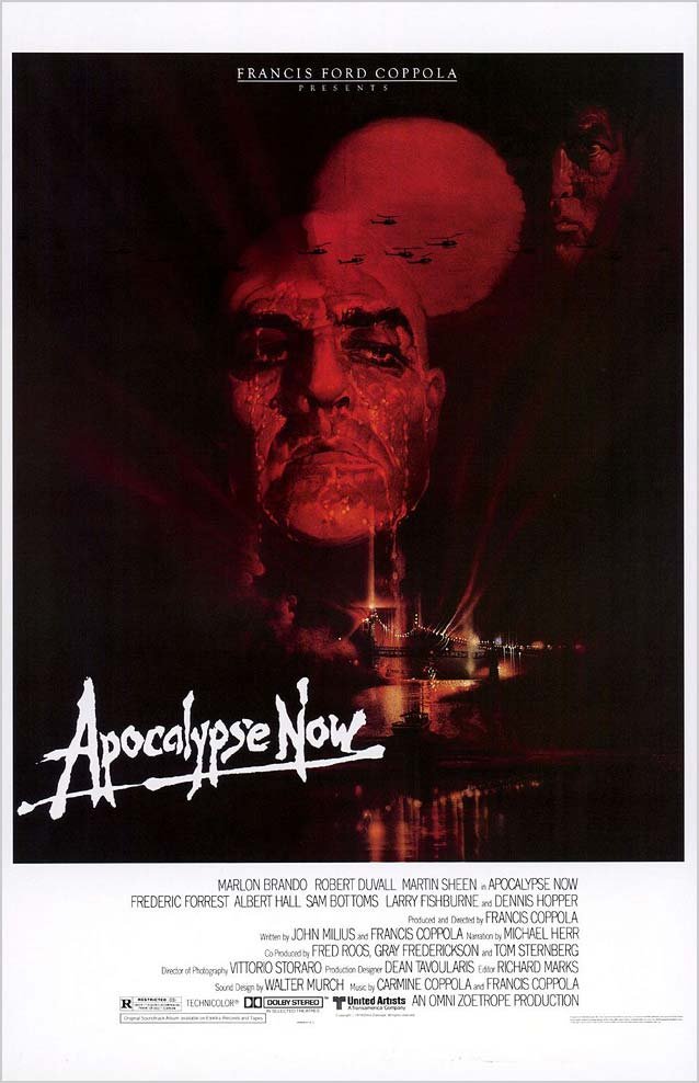 Film poster for Apocalypse Now