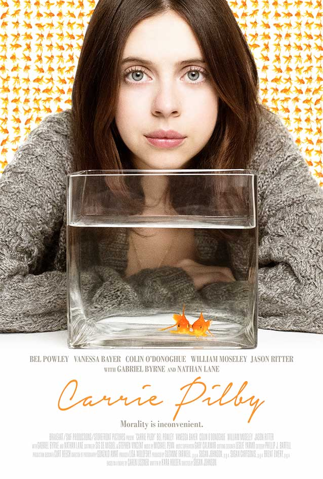 Film poster for Carrie Pilby