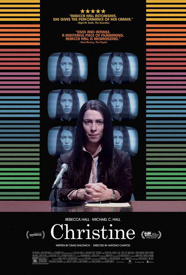 Film poster for Christine