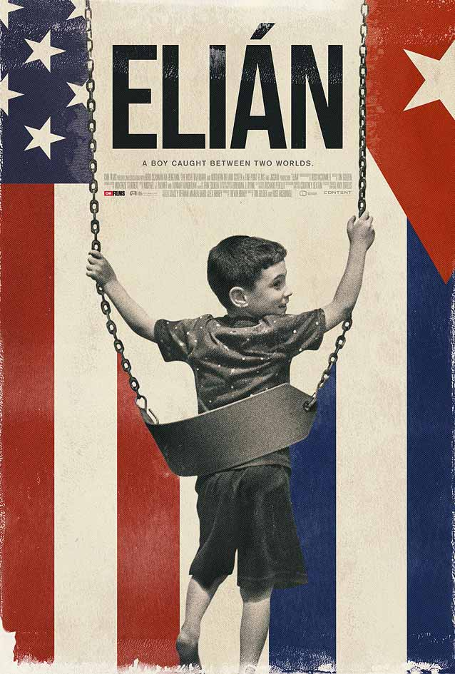 Poster for Elián