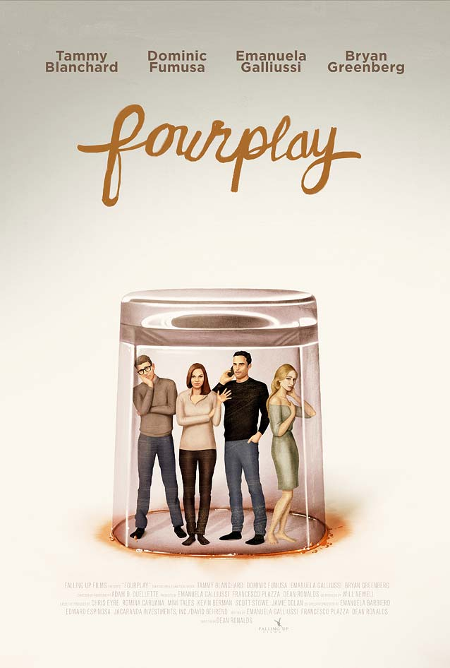 Poster for Fourplay