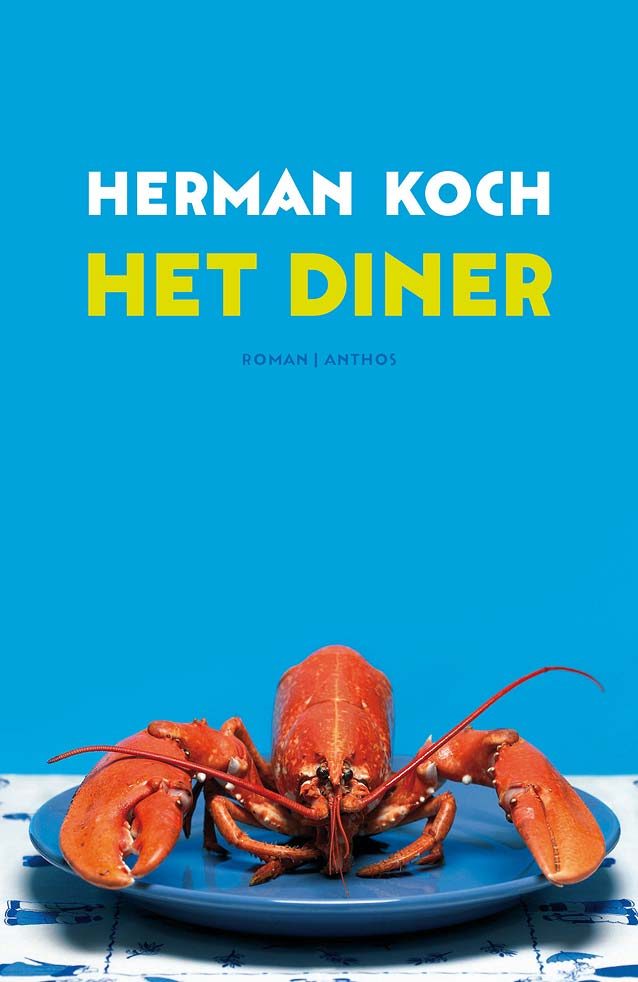 Book cover for Het Diner