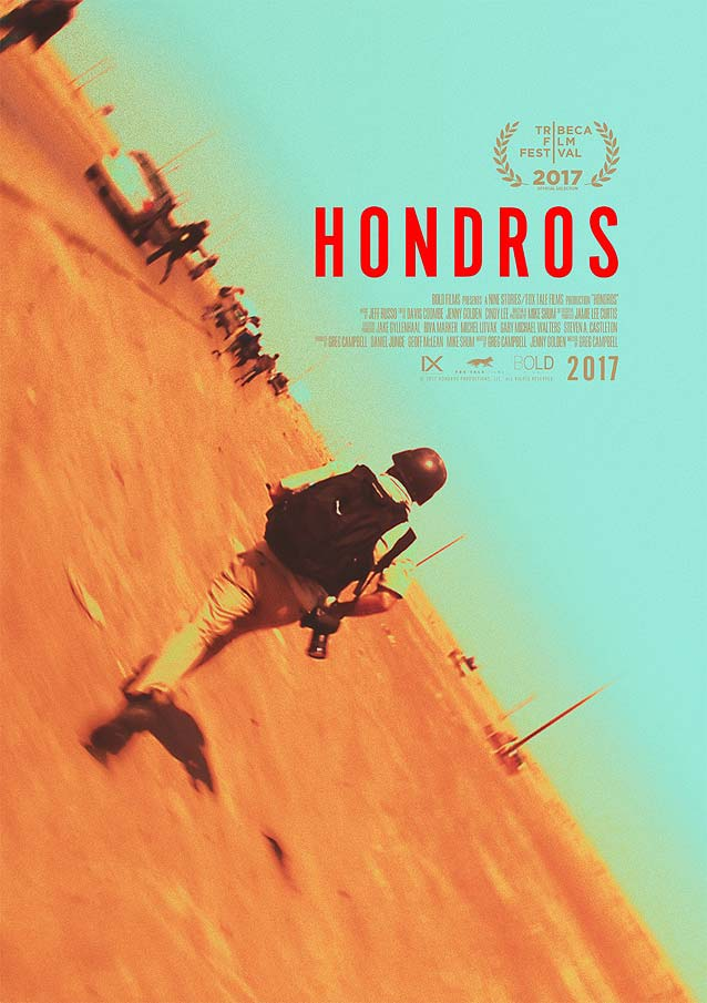 Poster for Hondros