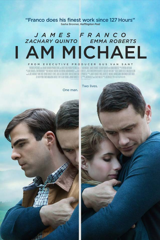 Film poster for I Am Michael
