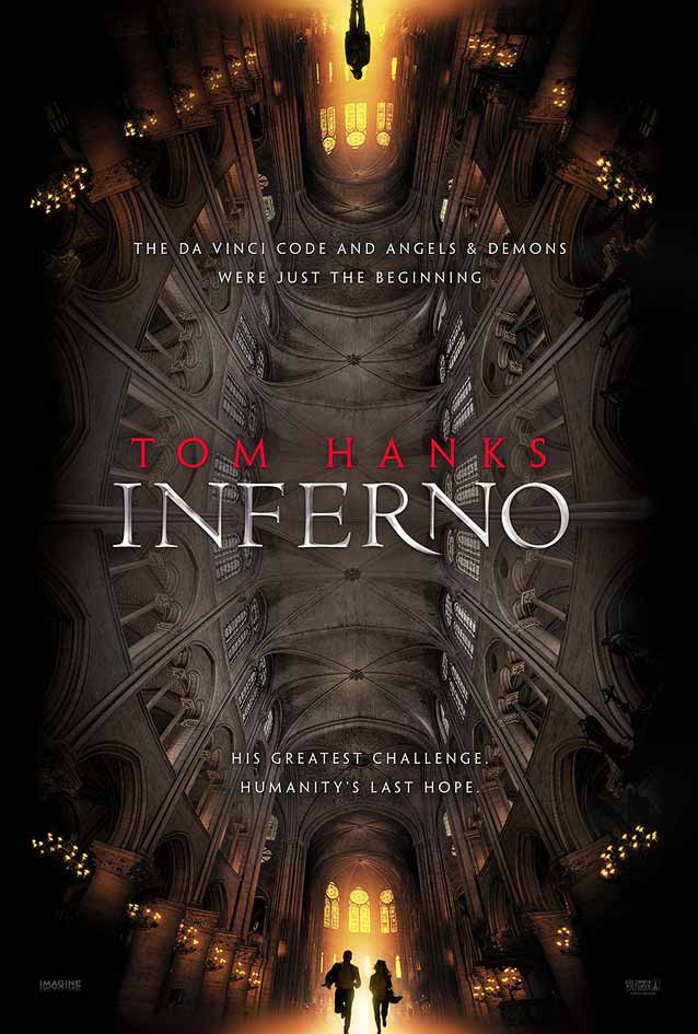 Film poster for Inferno