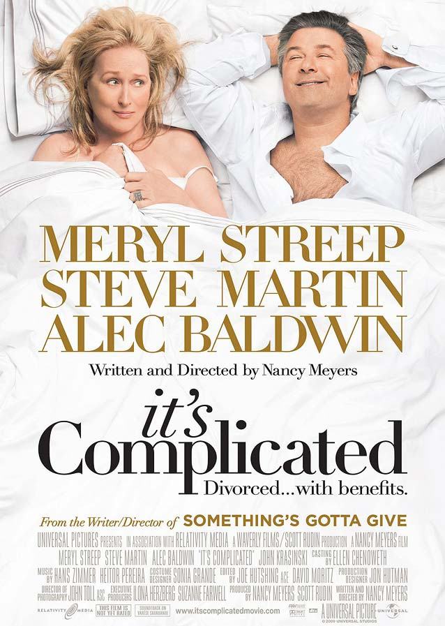 Poster for It's Complicated