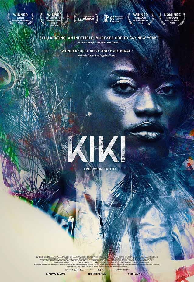 Film poster for Kiki