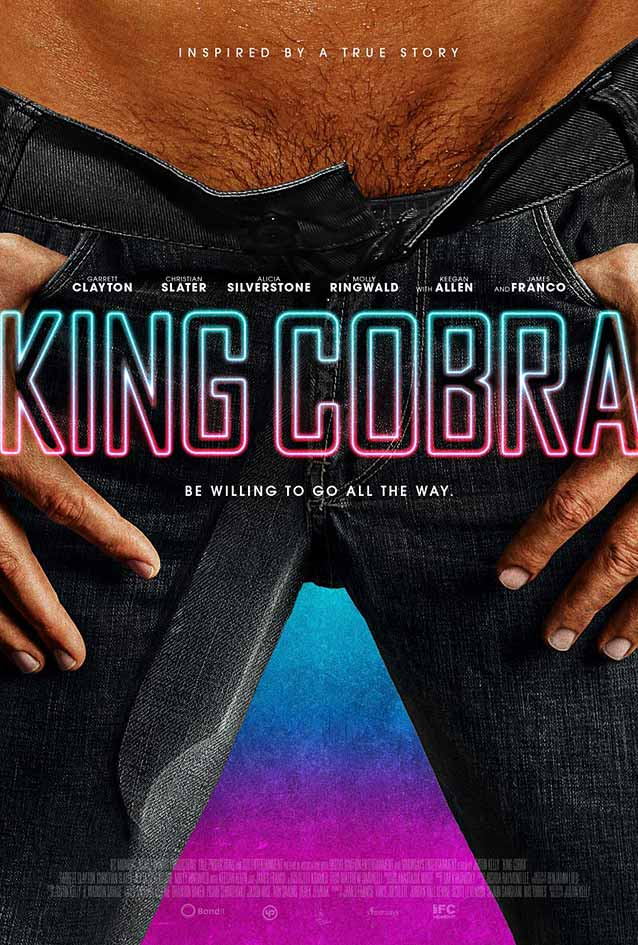 Film poster for King Cobra