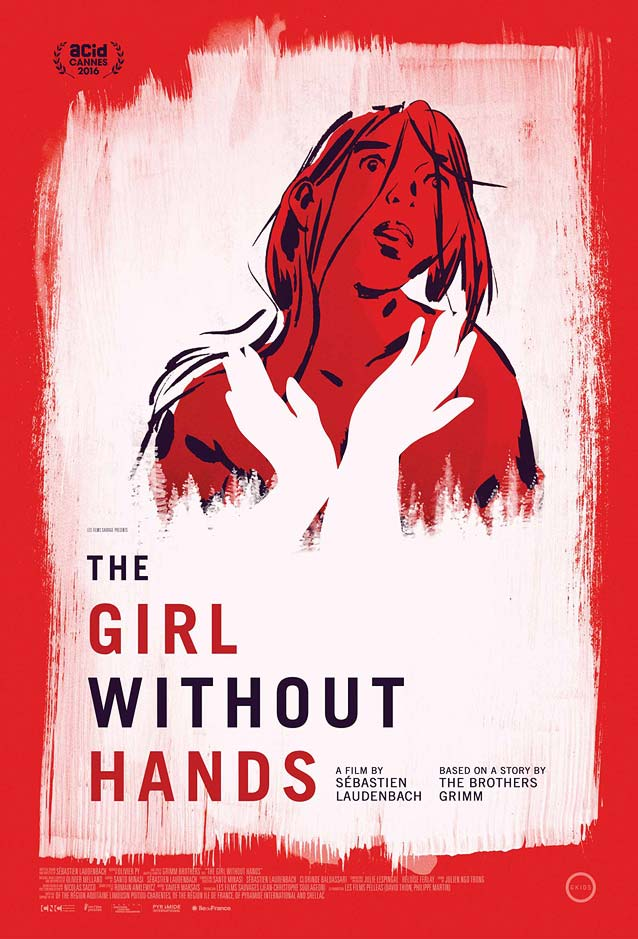 Poster for The Girl Without Hands
