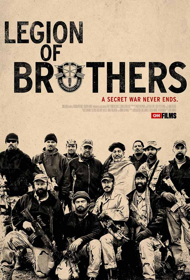 Poster for Legion of Brothers.