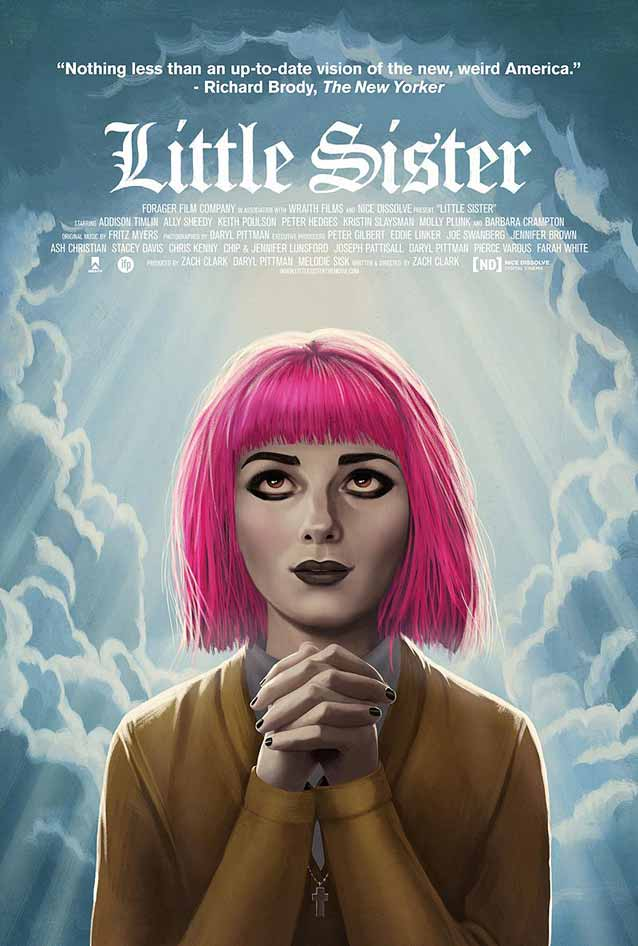 Film poster for Little Sister