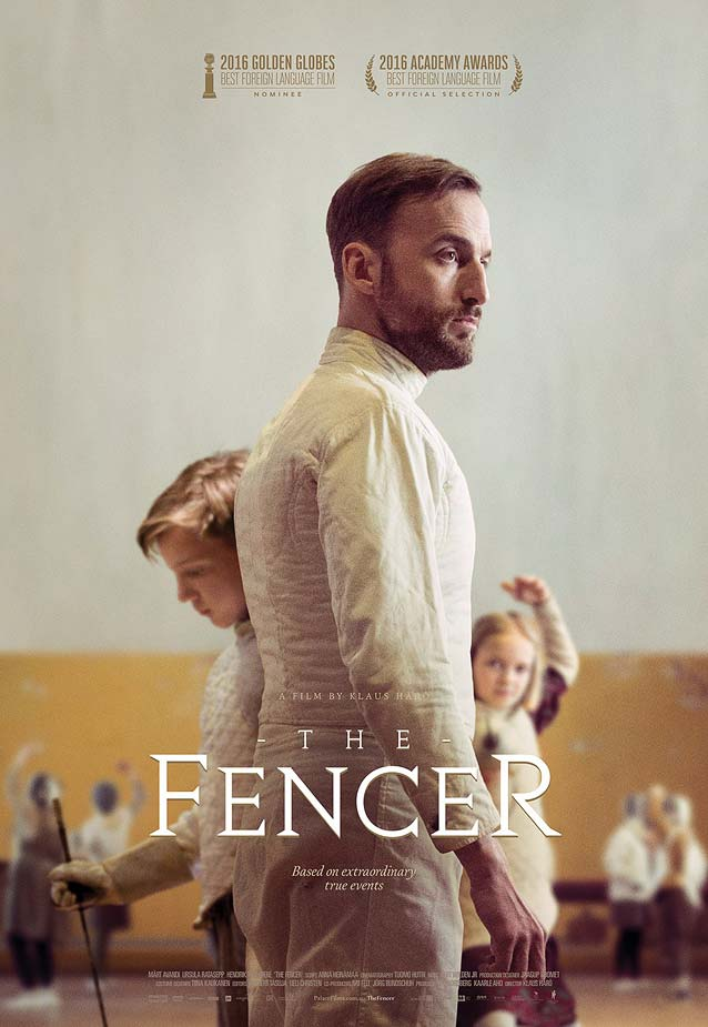 Poster for The Fencer
