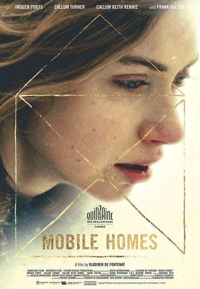 International one-sheet for Mobile Homes