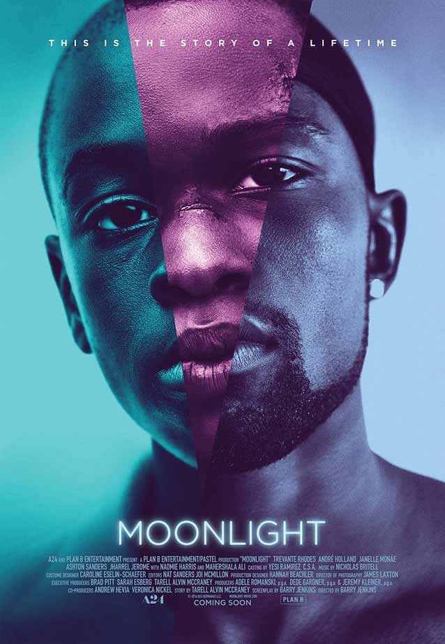 Film poster for Moonlight