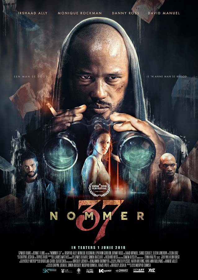 Fathom Media's theatrical one-sheet for Nommer 37