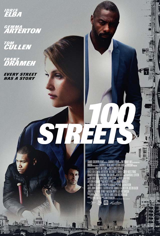 Film poster for 100 Streets