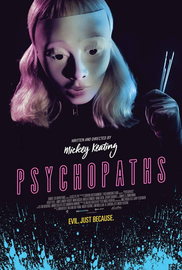 Poster for Psychopaths