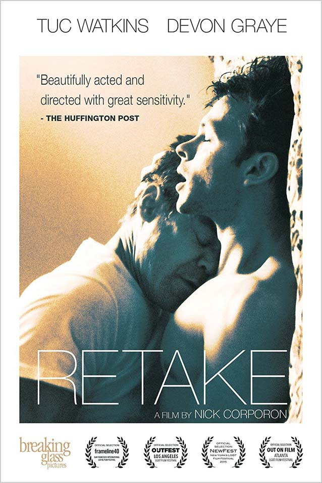 Film poster for Retake