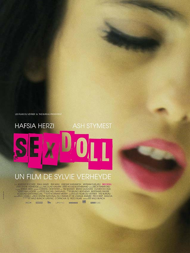 Film poster for Sex Doll