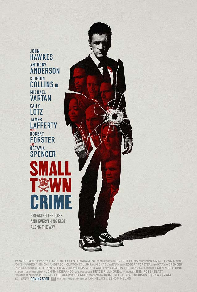 Alternate poster for Small Town Crime