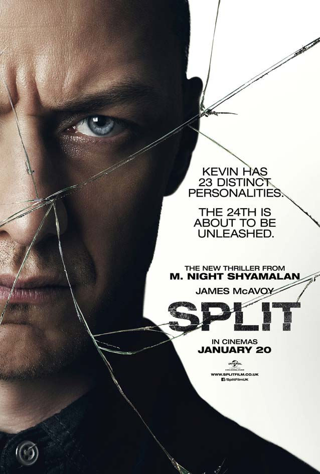 Film poster for Split