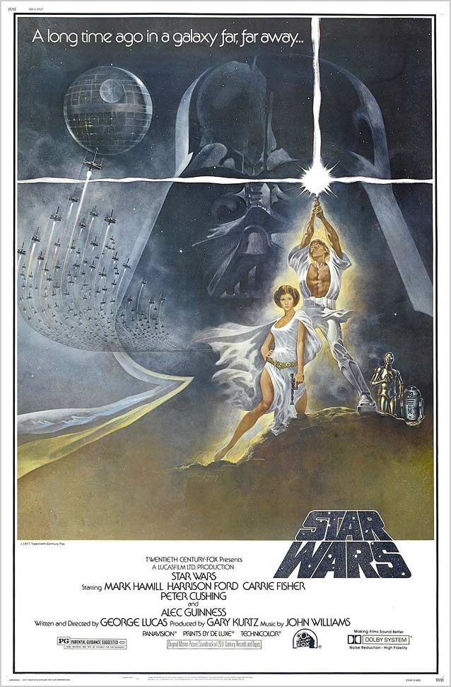 Poster for Star Wars