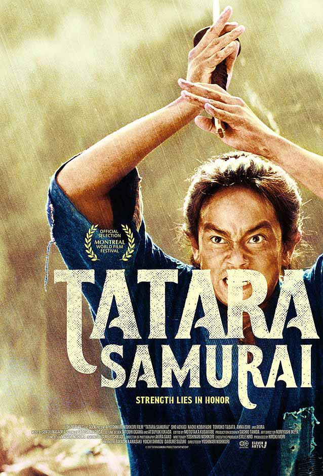 Poster for Tatara Samurai
