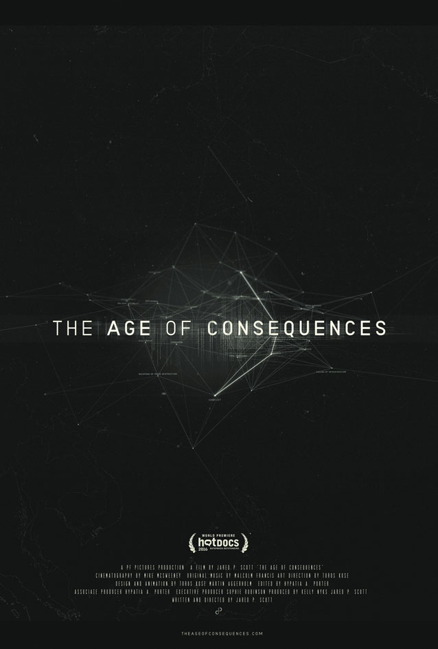 Film poster for The Age of Consquences