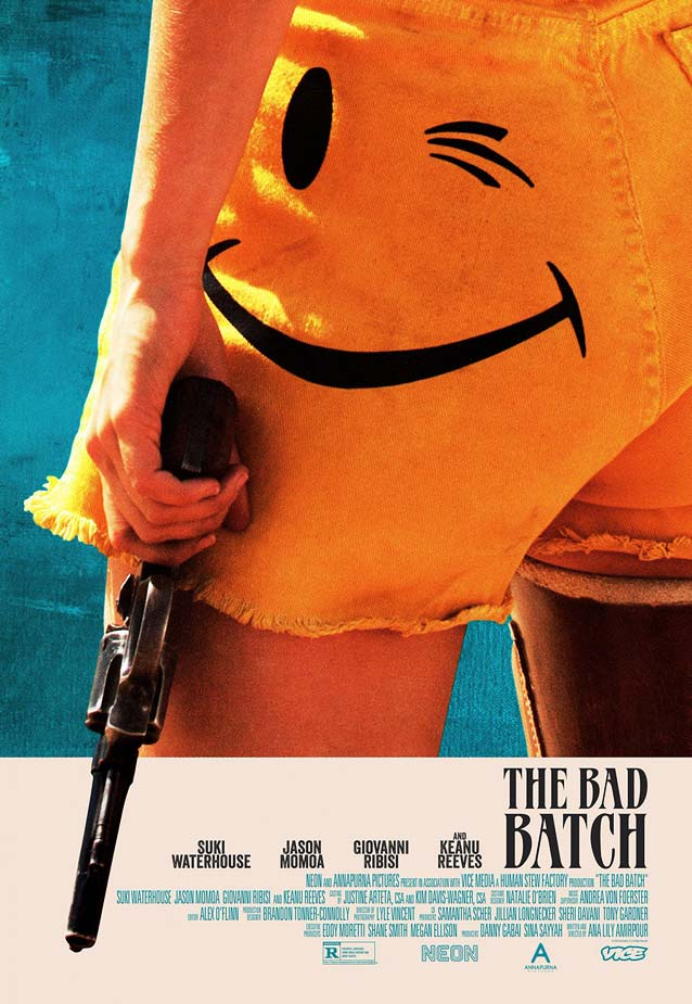 Poster for The Bad Batch