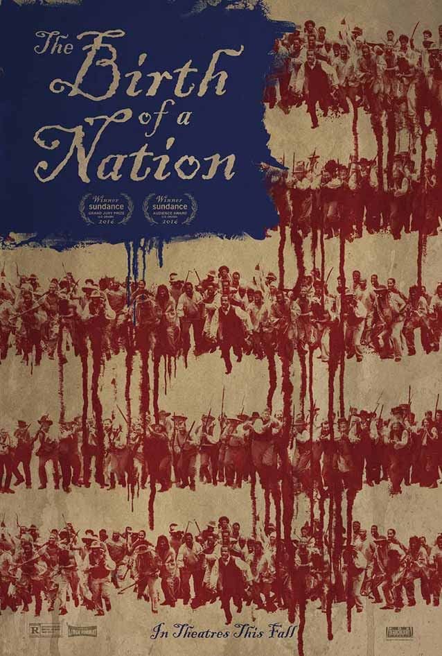 Film poster for The Birth of A Nation