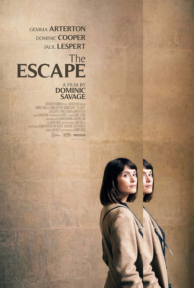 Theatrical one-sheet for The Escape