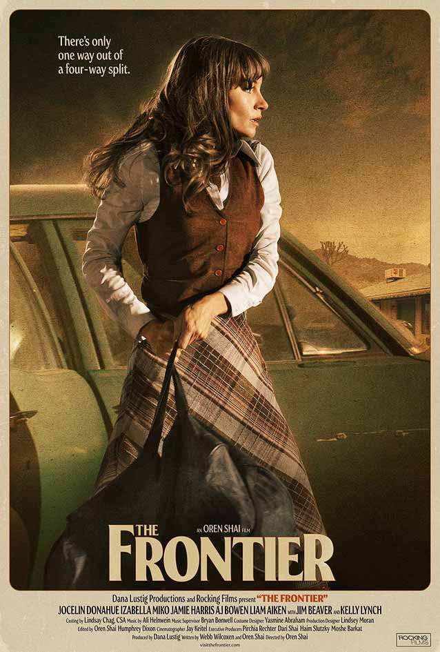 Film poster for The Frontier