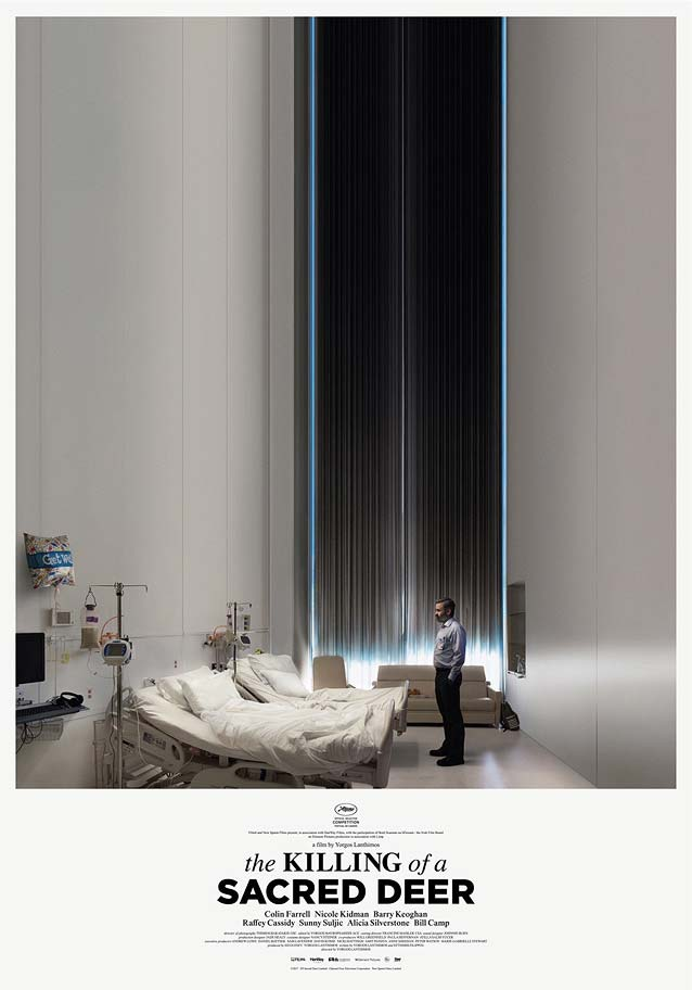Poster for The Killing of a Sacred Deer