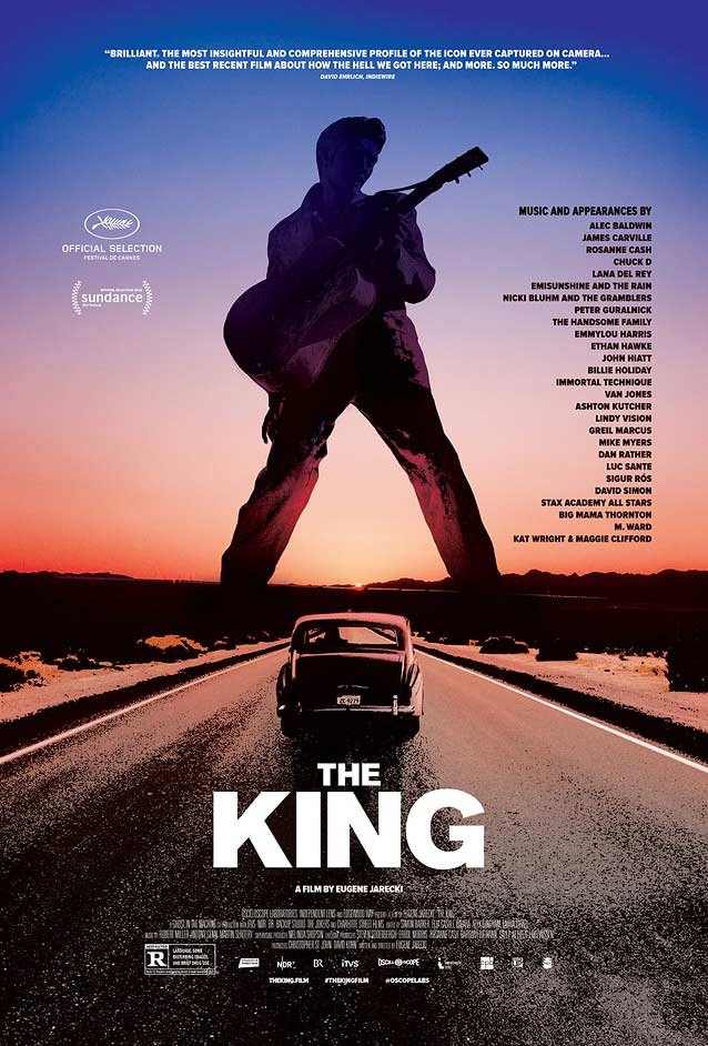 Brandon Schaefer's theatrical one-sheet for The King