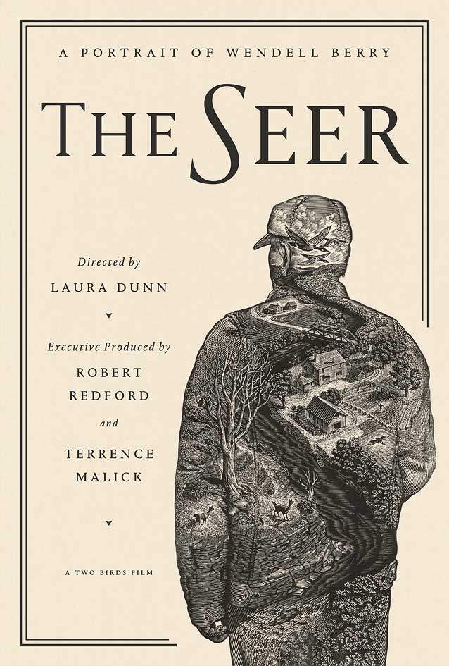 Poster for The Seer: A Portrait of Wendell Berry