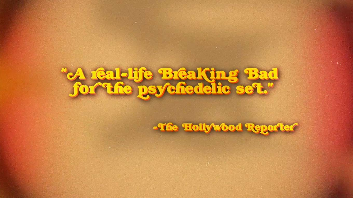 Quote from The Hollywood Reporter From the title sequence for The Sunshine Makers