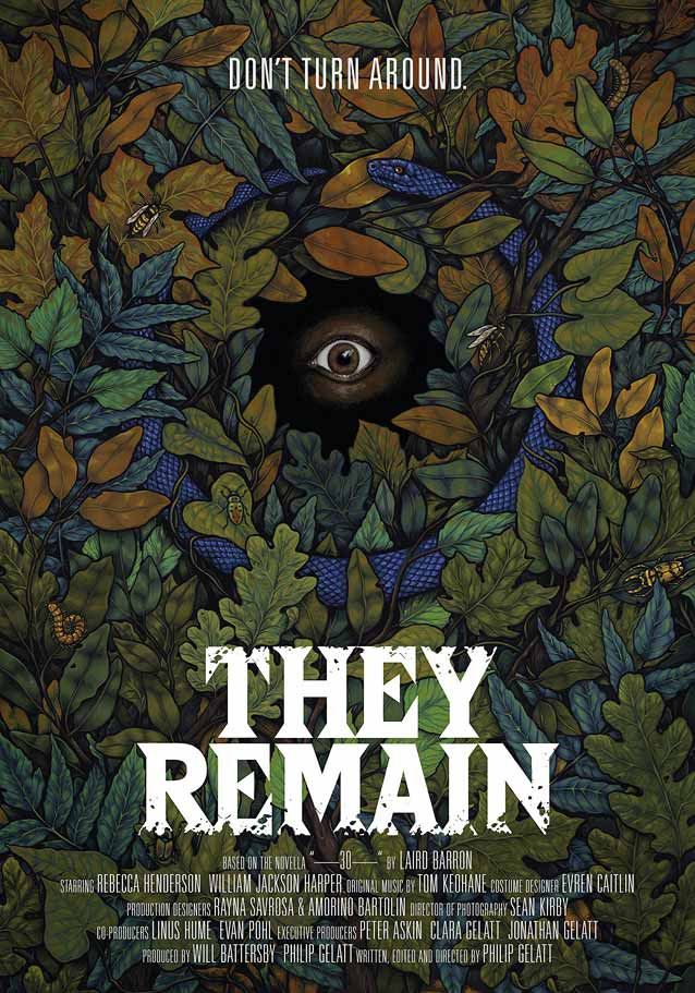 Poster for They Remain