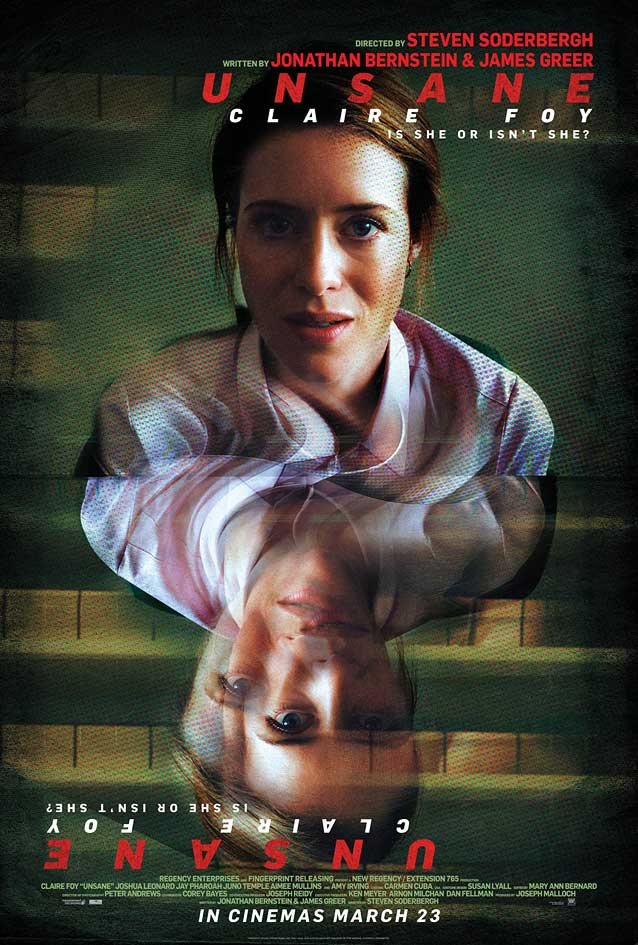 LA's poster for Unsane
