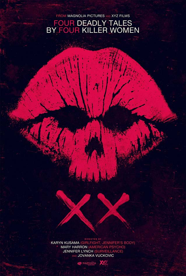 Film poster for XX